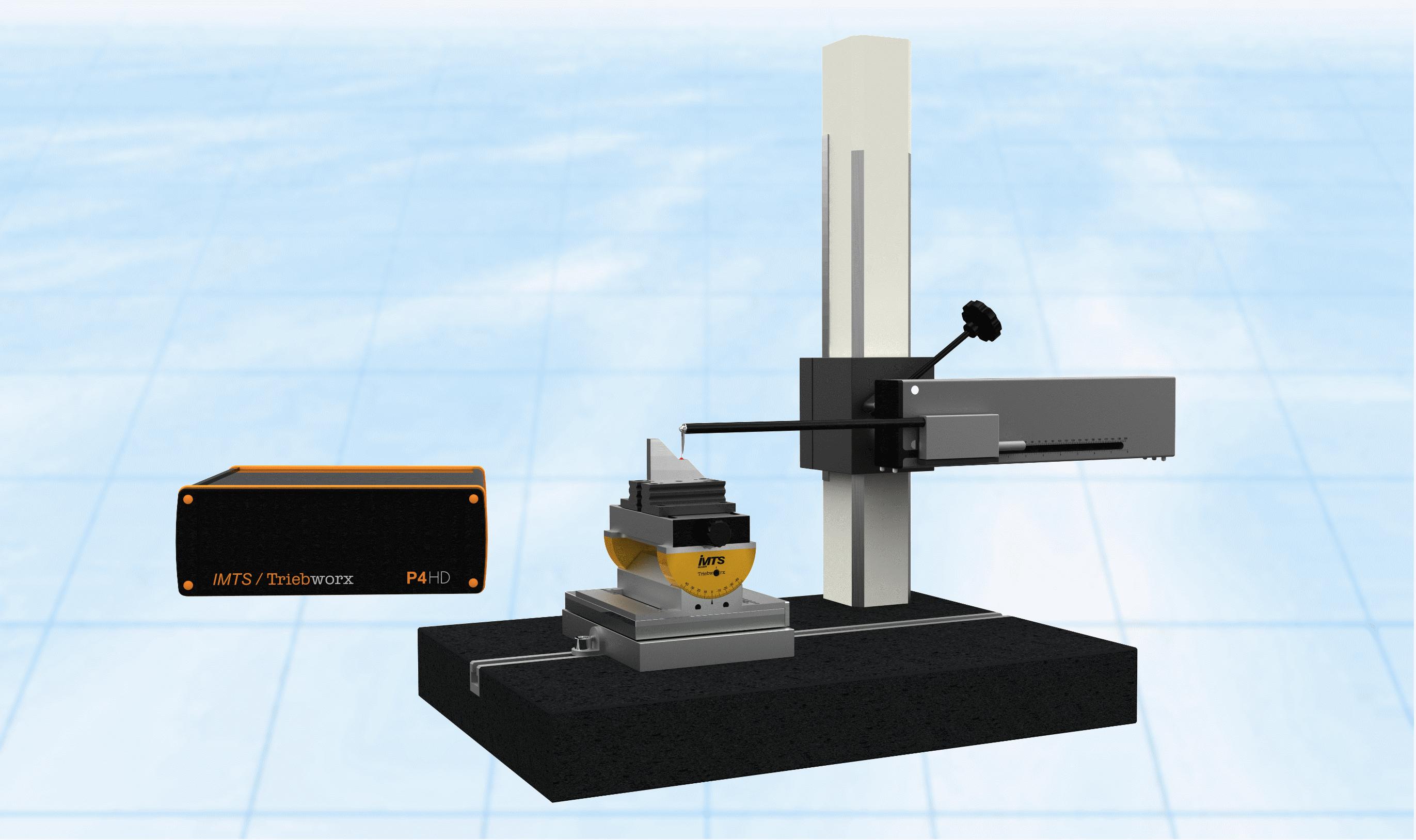 P4HD CNC Aufrüstung für PCV